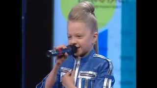 Nastia Petryk - O Céu ('Heaven' 'Nebo' WINNER Junior Eurovision Song Contest 2012 @ Live)