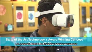 Caso de Éxito VR Classroom