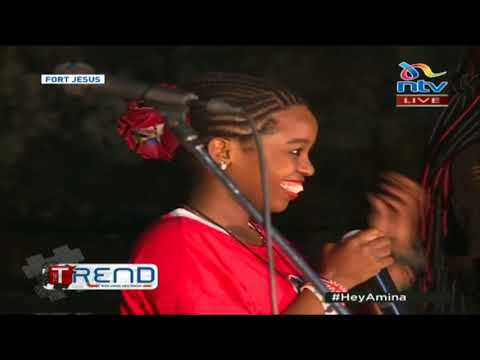 #theTrend: The talented G-clef dancers from Mombasa