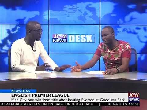 Sports Desk on JoyNews (2-4-18)