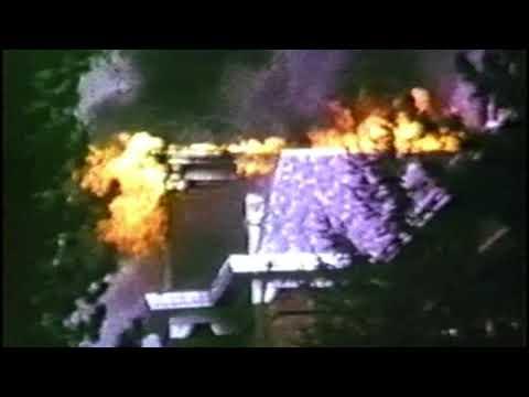 Edinboro -  Normal Hall Fire 1969