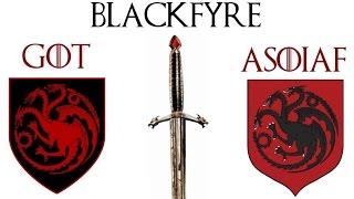 Blackfyre | Sword Of House Targaryen & Blackfyre