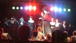 preview picture of video 'SANTA MARGALIDA PLAYBACK LA BEATA 2009, AGRUPAMENT ESCOLTA TURO DEL DRAC, SISTER ACT'