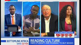 BottomLine Africa: Story Moja festival promoting the reading culture