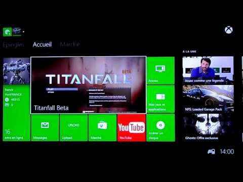 comment regler kinect xbox one