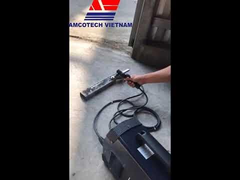 Test máy MMA250