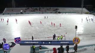 «Сибсельмаш» Новосибирск — «Кузбасс» Кемерово