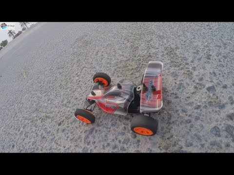 1/32 2.4G Racing Multilayer in Parallel Operate Formula RC Car from Banggood.com