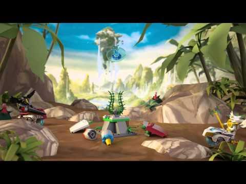 Vidéo LEGO Chima 70114 : Le combat du ciel