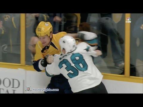 Cody McLeod vs. Micheal Haley
