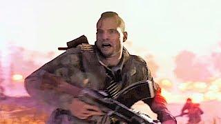 BATTLEFIELD 5 Firestorm Battle Royale Teaser Trailer (2018)
