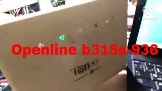 how openline B315s-936 full admin access