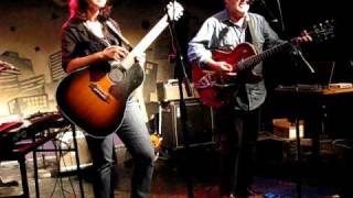Wreckless Eric & <b>Amy Rigby</b>  Id Go The Whole Wide World