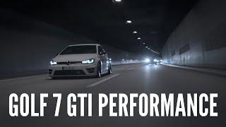 Golf 7 GTI Performance (Car Video)