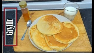 quick easy pancake recipe no milk