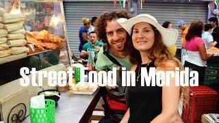 Street Food Tour Mérida