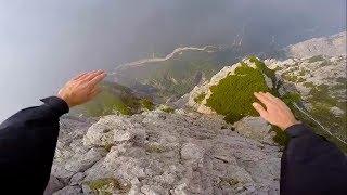 Not a Wingsuit video  Track Your Life Away 2   Josh Nicholls