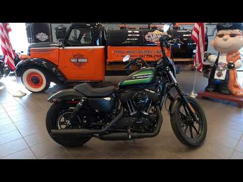 2021 Harley-Davidson Iron 1200 Sportster XL1200NS