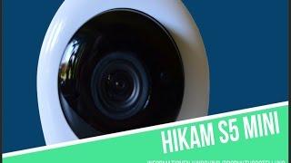 Überwachungskamera Hikam s5 mini   Produktvorstellung   Informationen   Erster Eindruck