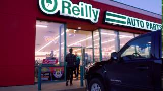 OReilly Auto Parts Jingle - Store Opening