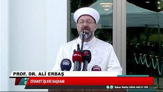 Selçuklu İlçe Müftülüğü Ali Erbaş'ın katıldığı törenle açıldı