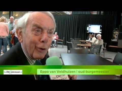 VIDEO | Oud-burgemeester Eppo van Veldhuizen eregast bij 50 jaar De Meerpaal