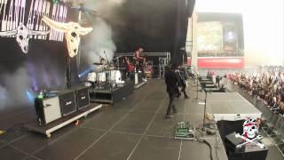 D-A-D Grow or Pay Live at PoloRockt Open Air 2009 [HD]
