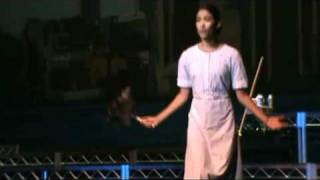Working - Cleaning Woman - Maya Church - GHS 2010
