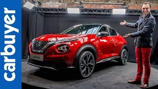 New 2020 Nissan Juke revealed: full walkaround - Carbuyer