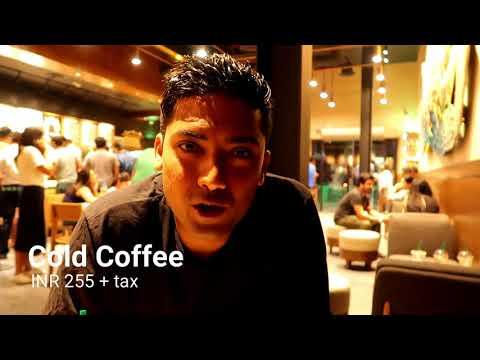 Starbucks Coffee Kolkata |স্টারবাক্স কফি কলকাতা |Parkstreet