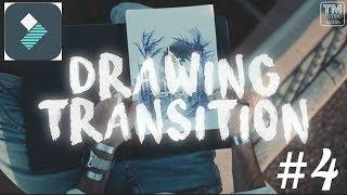 Filmora | Sam Kolder Drawing Zoom Transition Tutorial #4 | How to Edit With Filmora