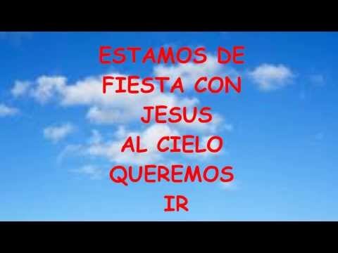 ESTAMOS DE FIESTA CON JESUS