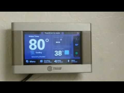 Trane comfortlink ii error codes trane xl824 thermostat instructions fandeluxe Image collections