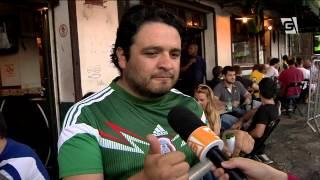 Em tempo de Copa, região da Vila Madalena vira ponto de encontro de turistas