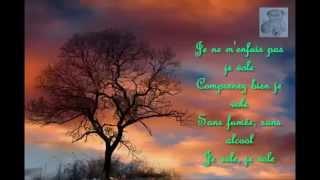 Je vole - Louane Emera - Cover - Live performance by Tedy Bear - Lyrics