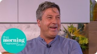 John Torode's Chargrilled Chicken Kebab | This Morning