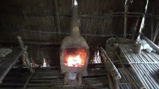 Primitive Life-Build Fireplace in the Shed!   Kholo.pk