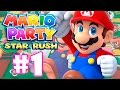 Mario Party Star Rush 1 Gameplay Do In cio