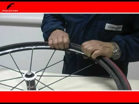Fulcrum - Clincher installation