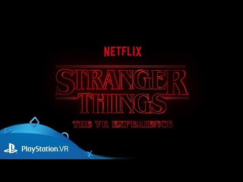 Stranger Things: il Sottosopra approda su Playstation VR