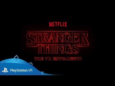 Stranger Things: il Sottosopra approda su Playstation VR