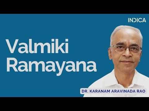 Valmiki Ramayana Talk 227 by Dr Karanam Aravinda Rao