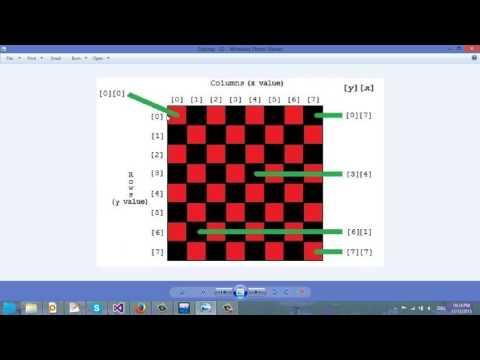 Video 25 - Mảng 2 chiều và ví dụ