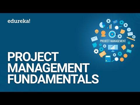 Project Management Fundamentals | Project Management ...