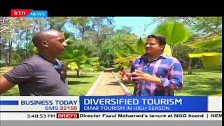 Bobby Kamani-Director, Diani Reef Beach Resort: Diversification of tourism in Kenya