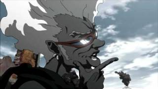 Afro Samurai Resurrection  The Movie  Ninja
