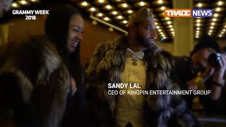 "VIDEO RECAP: Mimi Faust & Sandy Lal ""Coming To America"" themed Pre-Grammys x Birthday Celebratio"