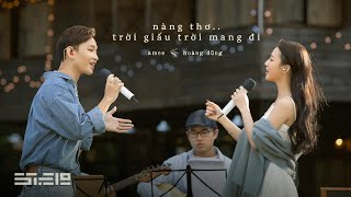 amee & hoàng dũng - nàng thơ.. trời giấu trời mang đi   'dreamee' live acoustic show
