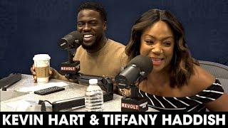 The Breakfast Club - Kevin Hart And Tiffany Haddish Address Katt Williams, Talk Night School + More