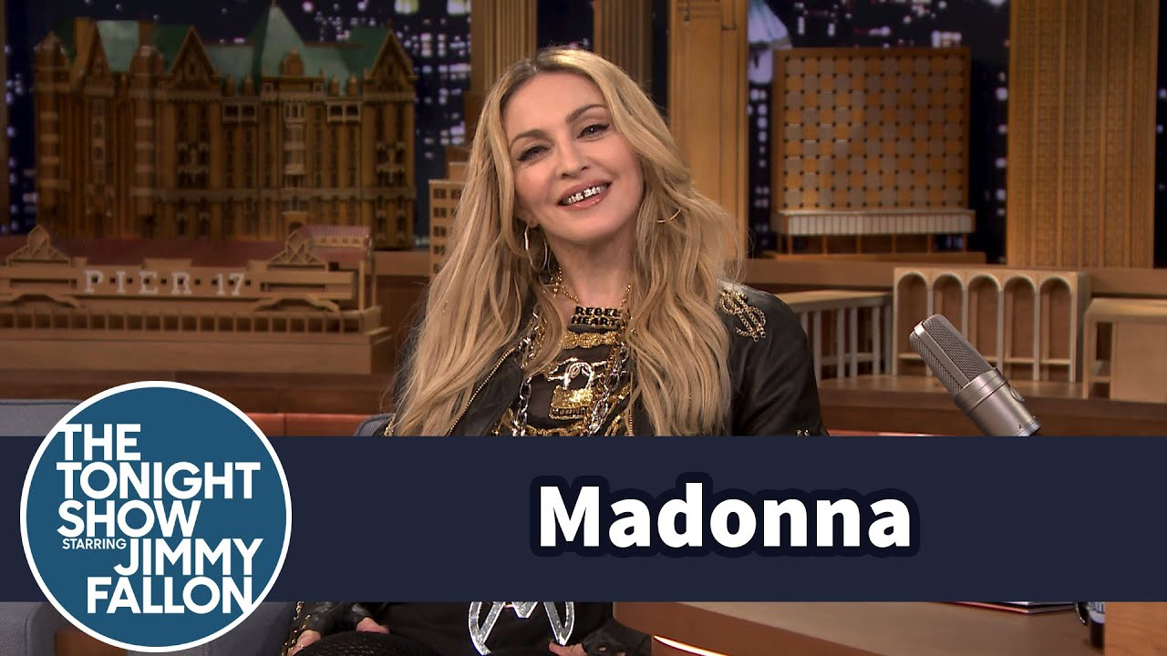 Madonna's Kids Keep Her from Being Basic thumbnail